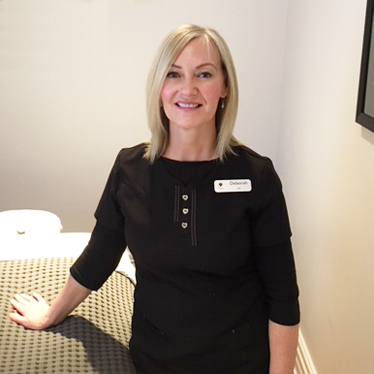 Registered Massage Therapist Deborah Groulx